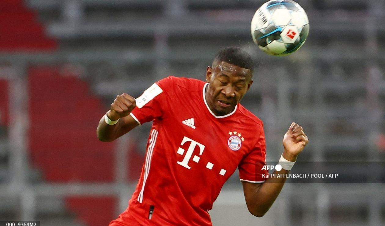 David Alaba - Bayern Munich
