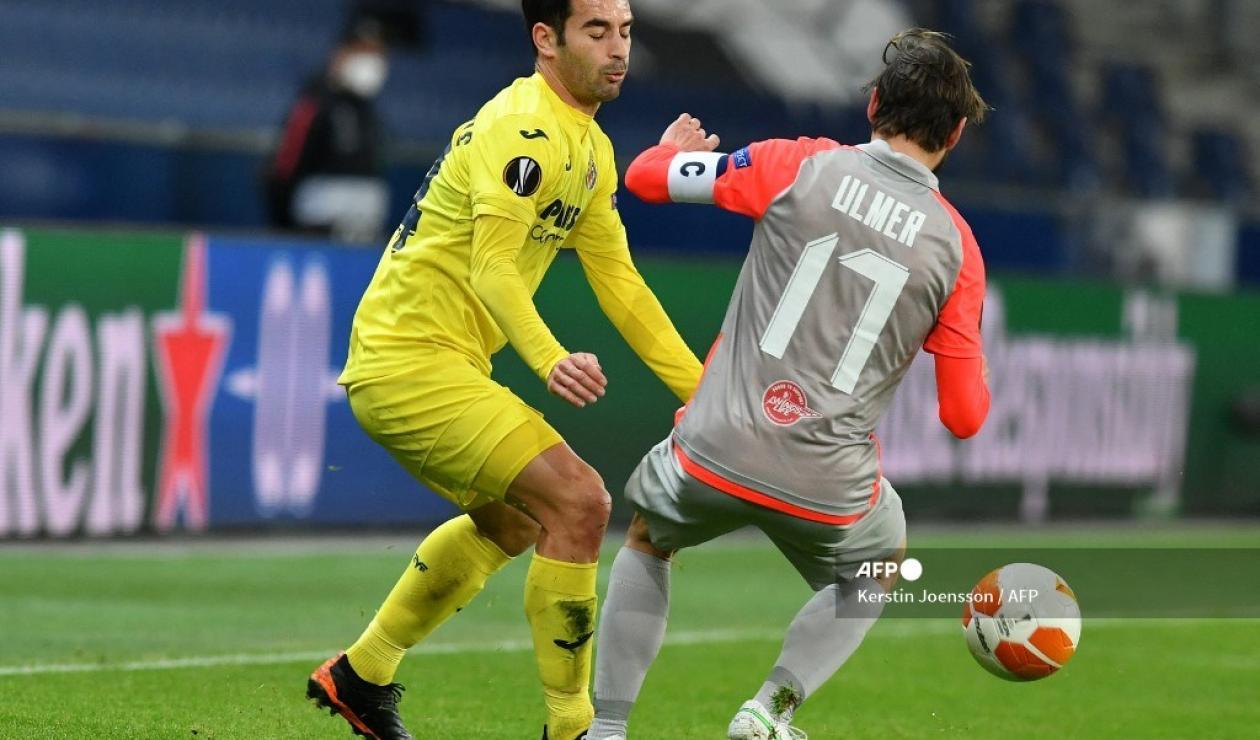 Villarreal vs Salzburg