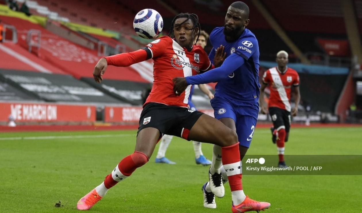 Chelsea vs Southampton, Premier League