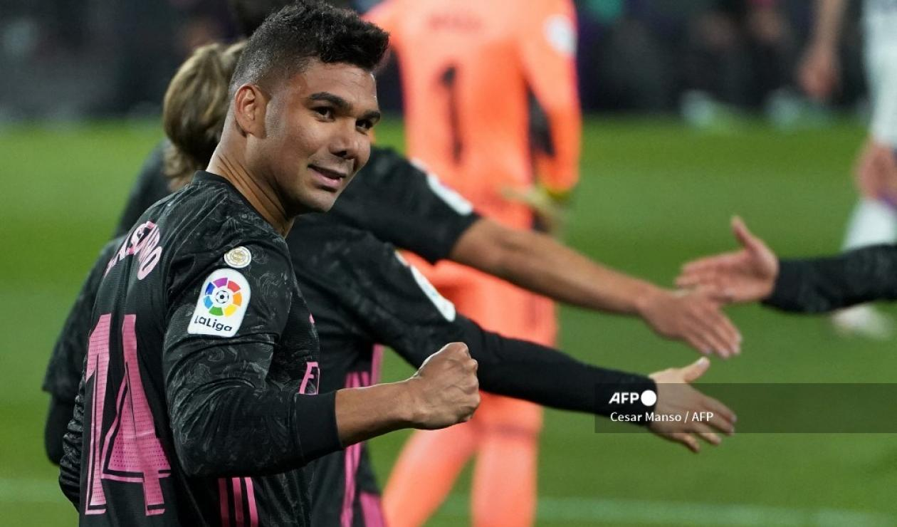 Real Madrid - Casemiro 2021