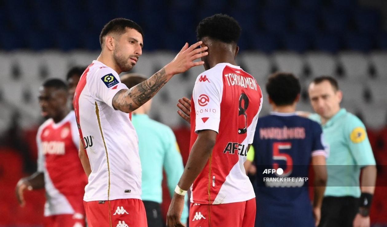 Mónaco 2021 vs PSG