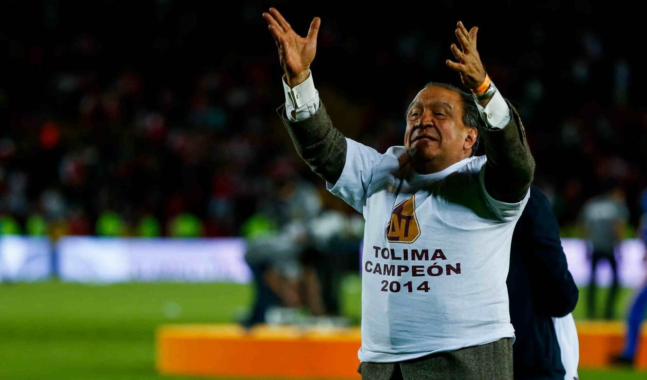 Gabriel Camargo - Deportes Tolima