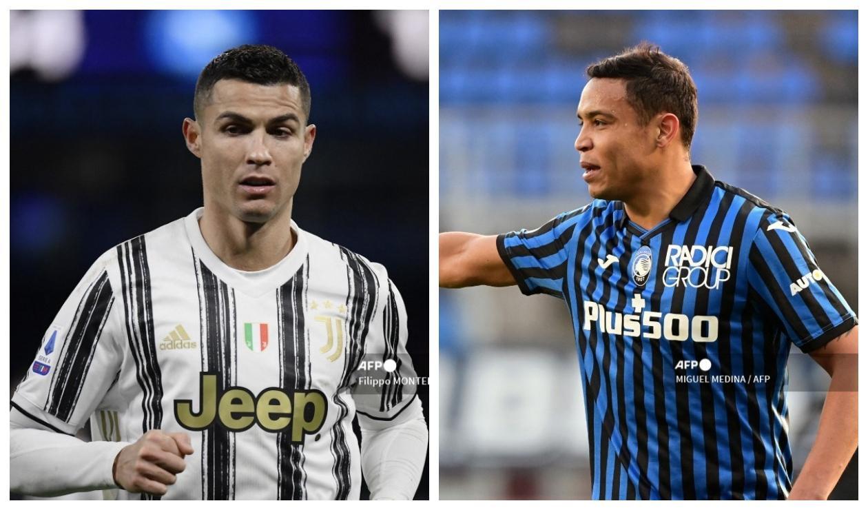 Ronaldo y Muriel, 2021