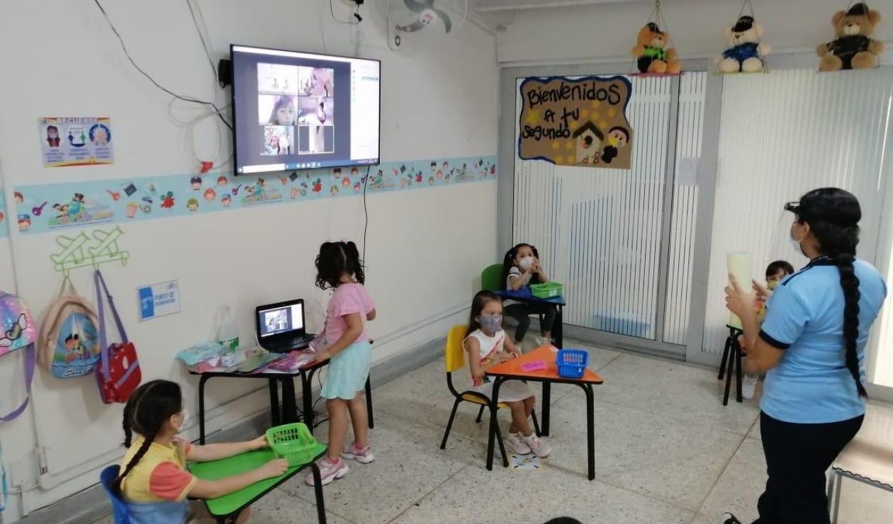 Reinicio de clases presenciales en Cúcuta