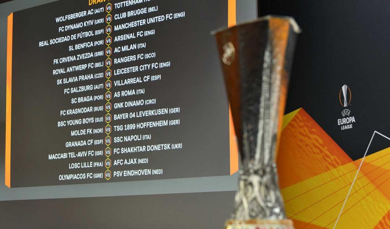 Europa League - 2020/2021