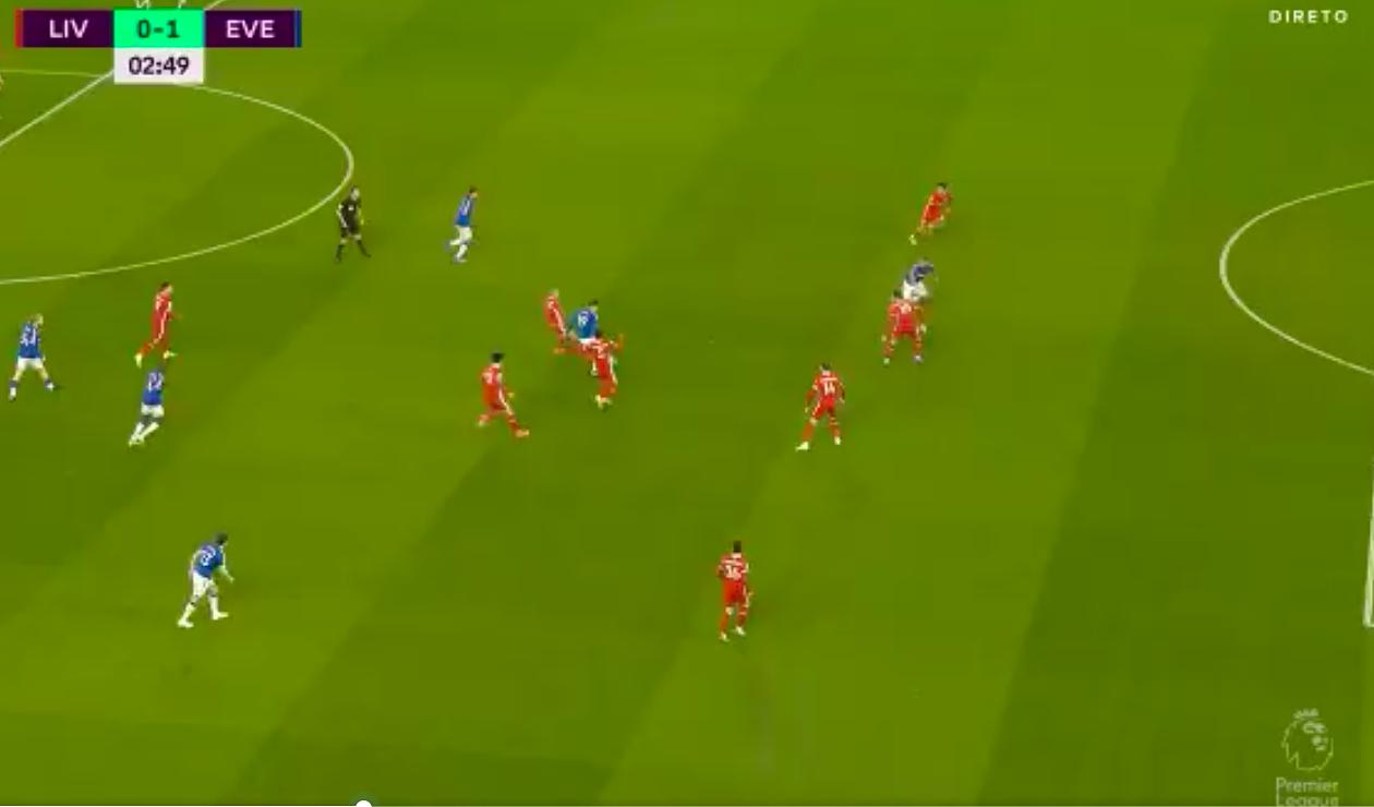 James, Liverpool vs Everton