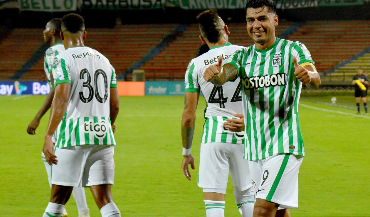 Atlético Nacional; Jefferson Duque