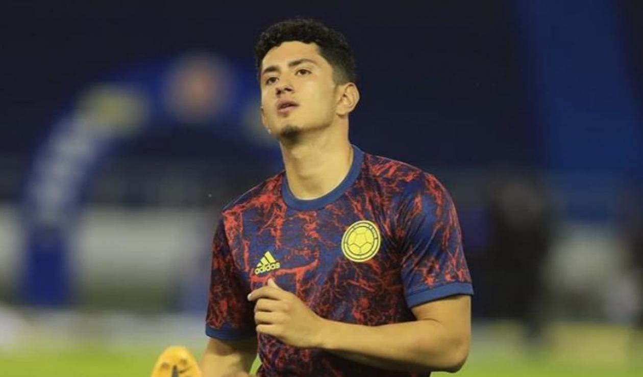 Steven Alzate - Selección Colombia