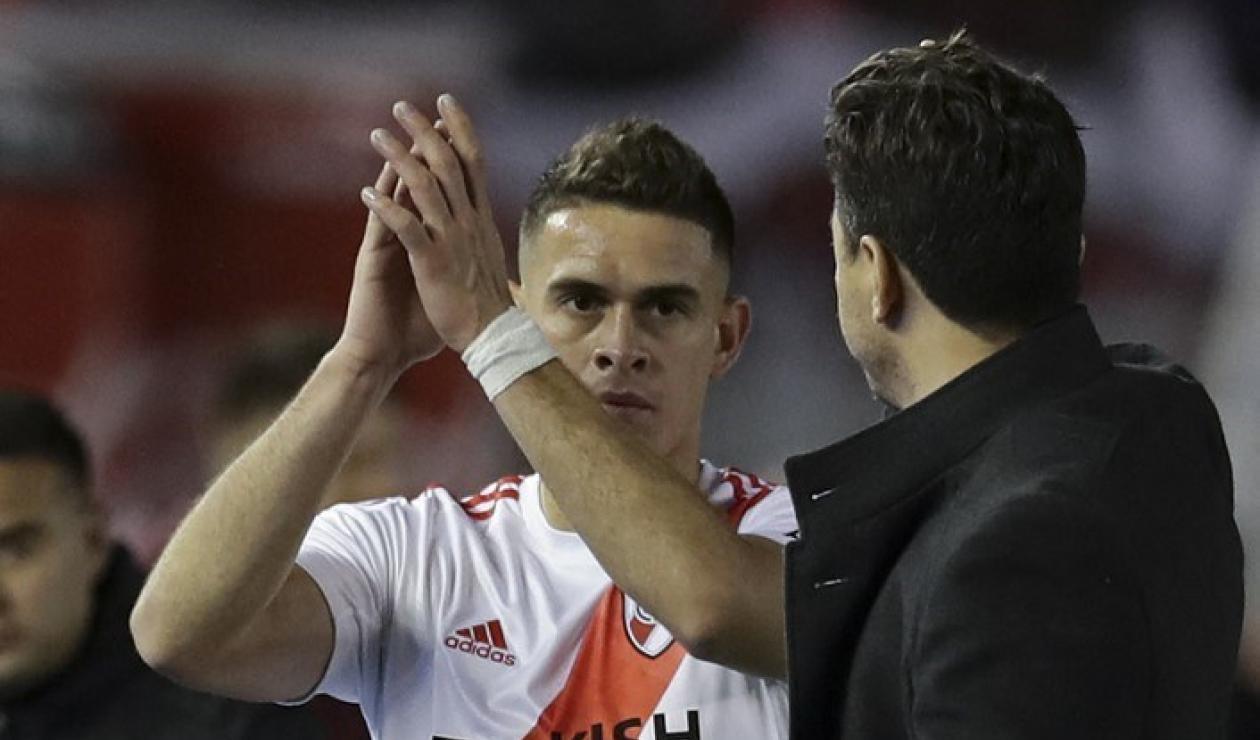 River Plate: Gallardo dice a Rafael Santos Borré que se vaya a Europa | Antena 2