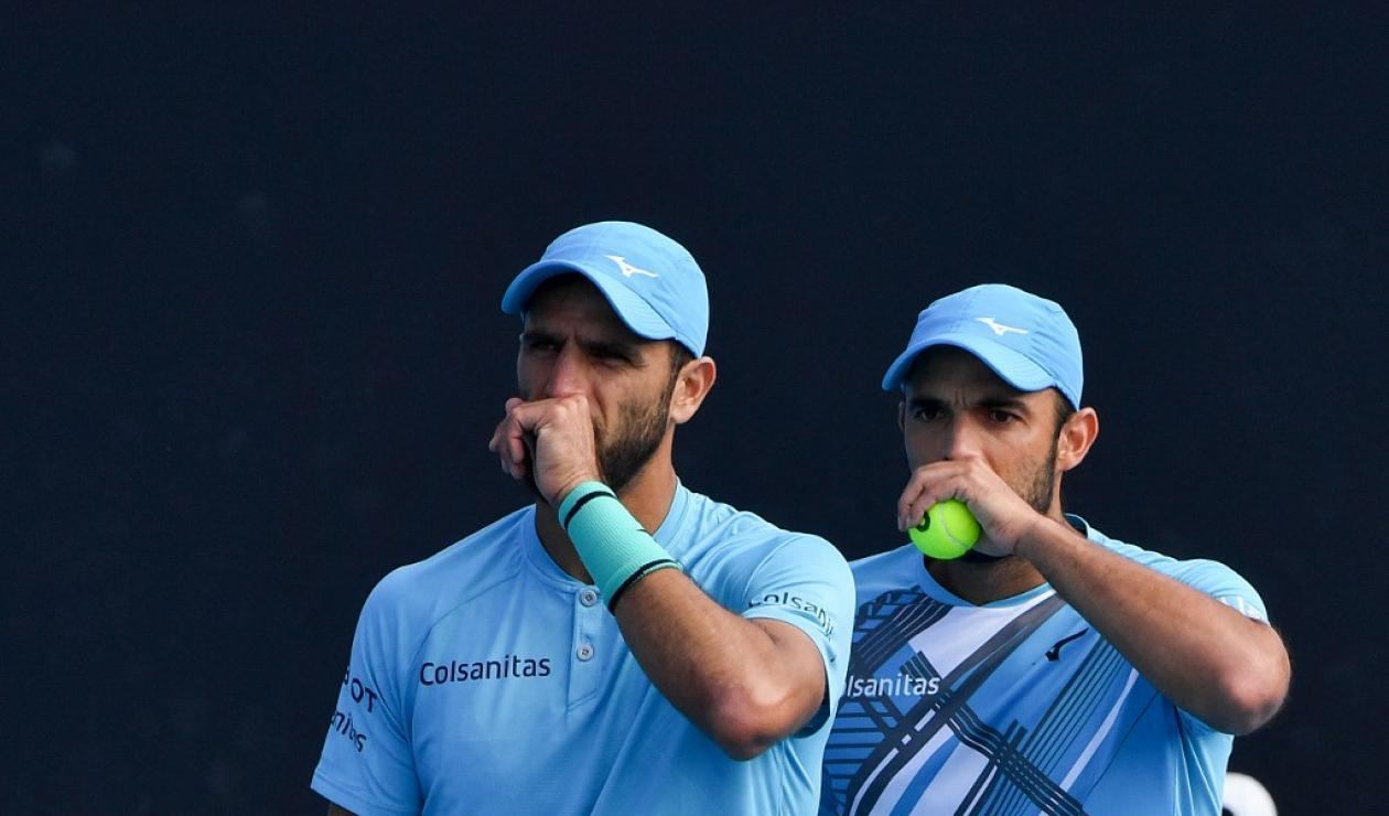 Cabal y Farah, tenistas colombianos 2021