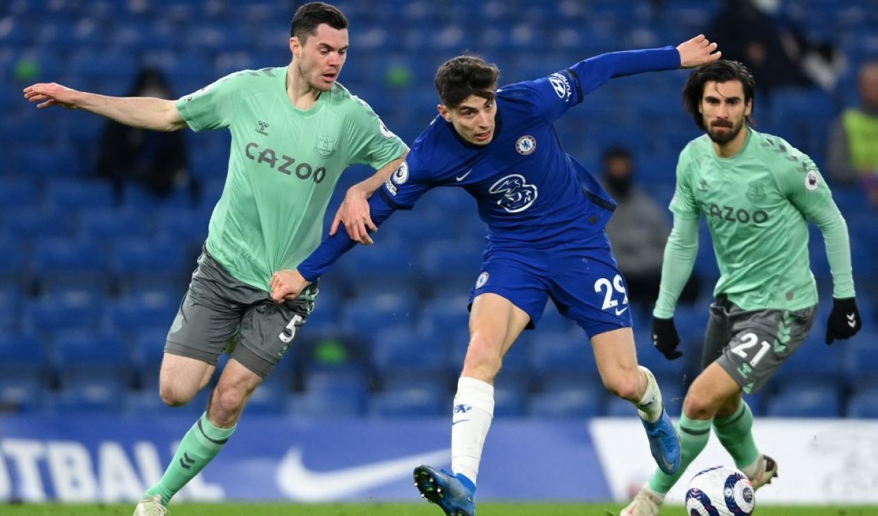 Chelsea vs Everton, Premier League 2021