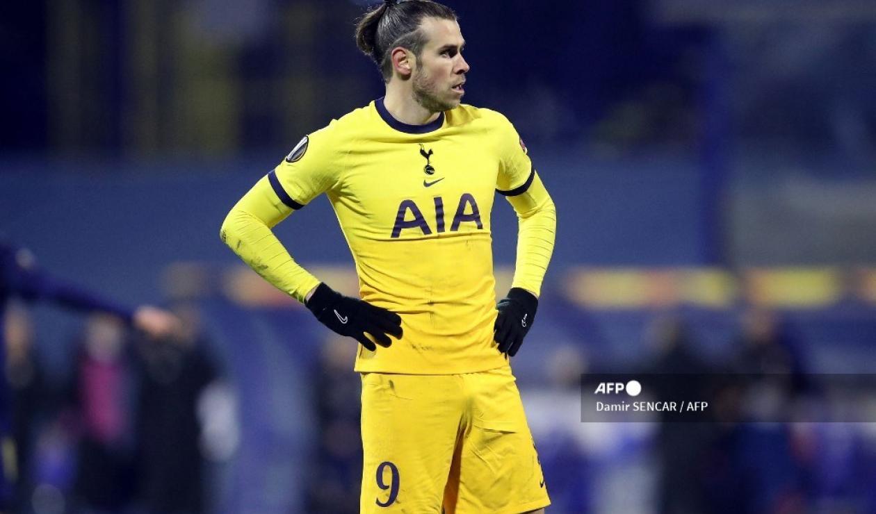 Garteh Bale, Tottenham