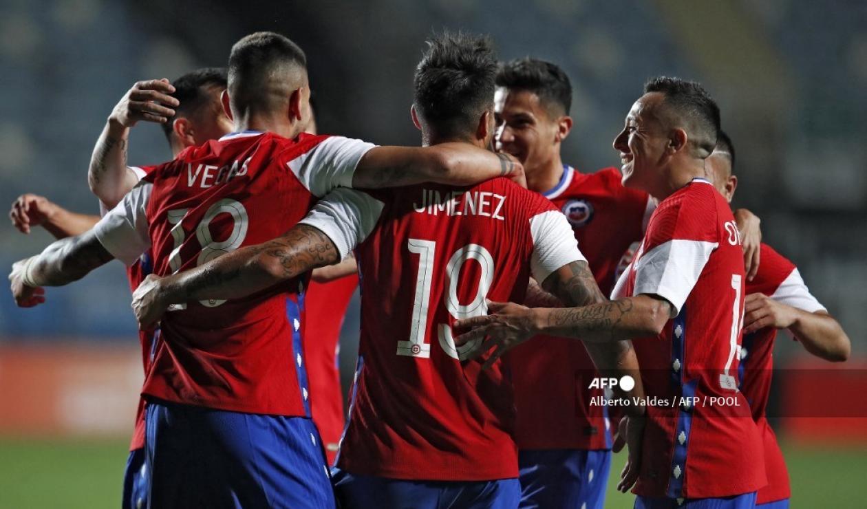 Selección Chile 2021