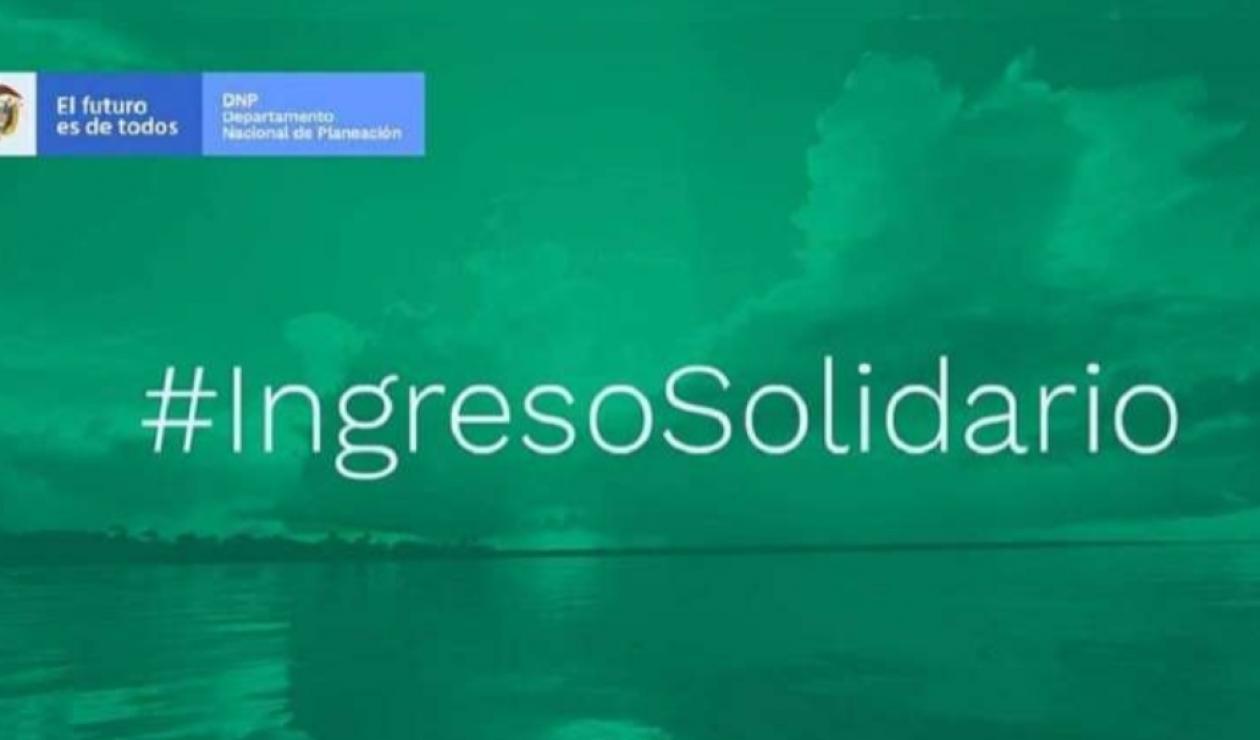 Ingreso Solidario