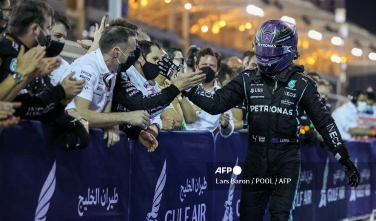 Lewis Hamilton - 2021
