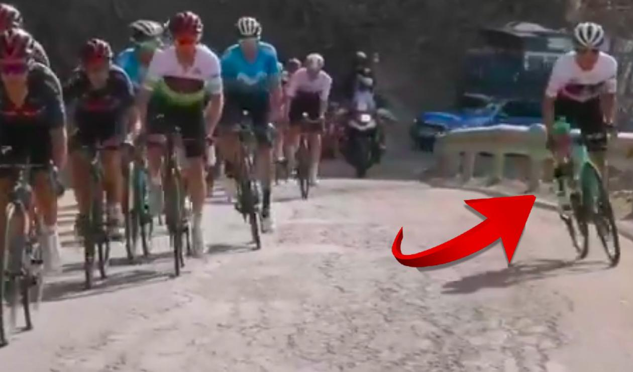 Esteban Chaves, Vuelta a Cataluña