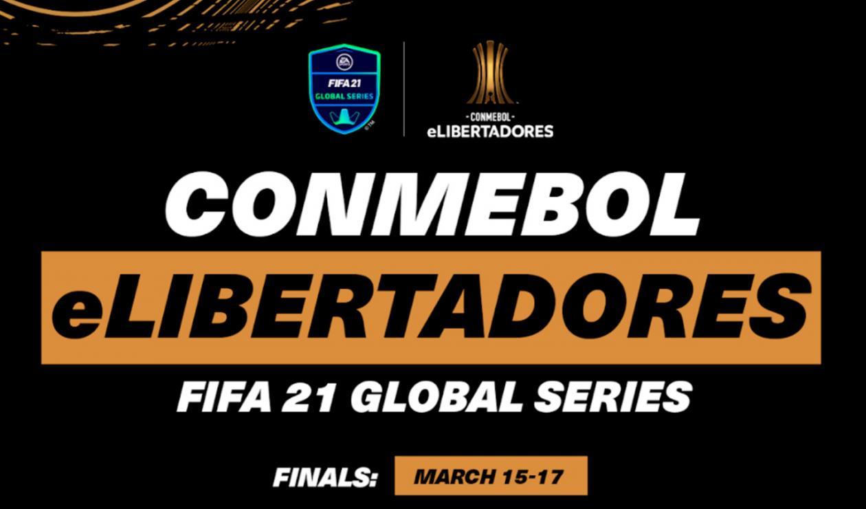 Conmebol eLibertadores FIFA 21