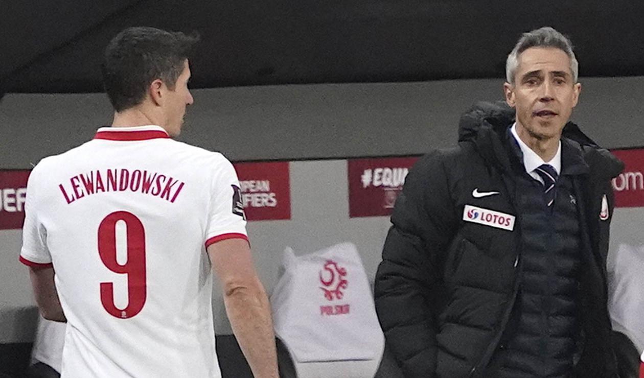 Lewandowski, goleador de Polonia