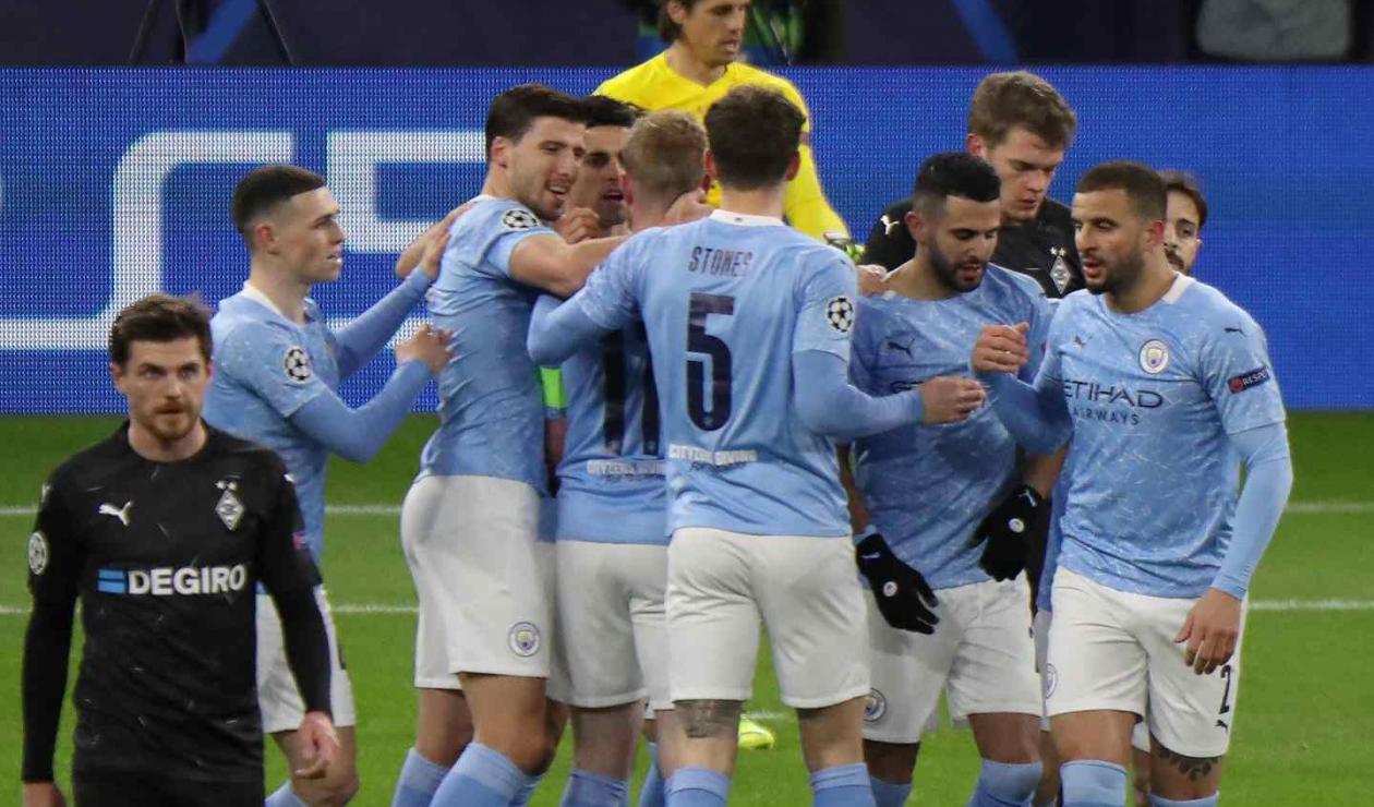 Manchester City - 2021