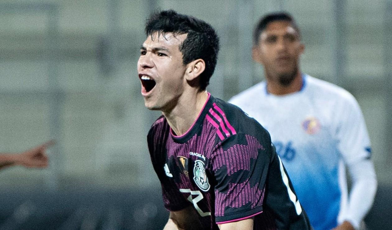 Selección de México 2021