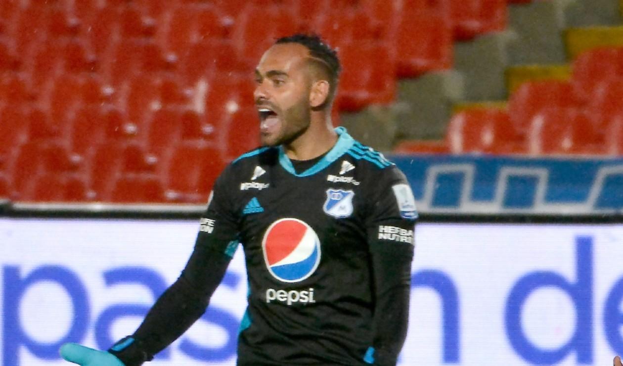 Christian Vargas, Millonarios 2021