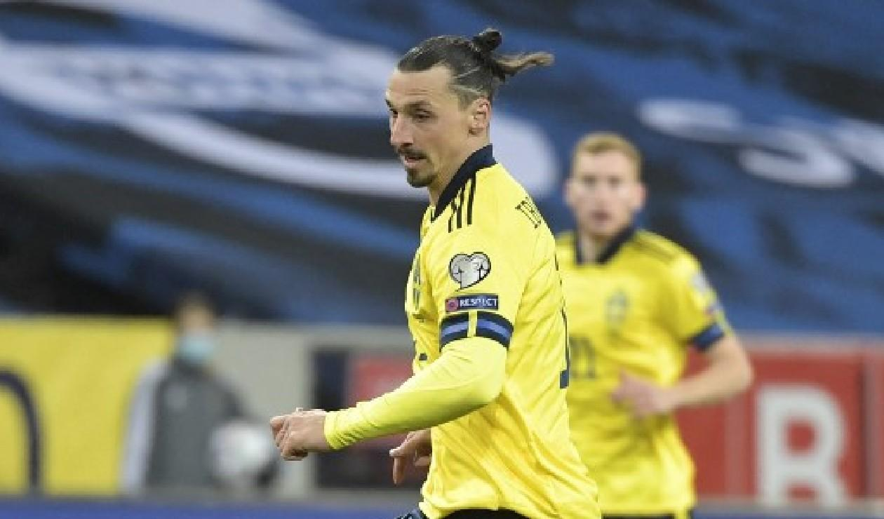 Zlatan Ibrahimovic, 2021