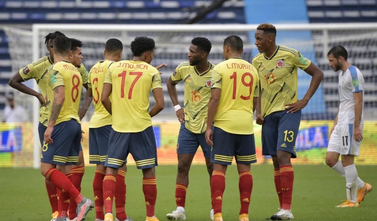 Selección Colombia, Eliminatorias Catar 2022
