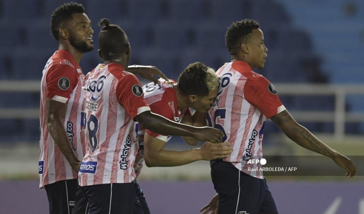 Junior en la Copa Libertadores 2021