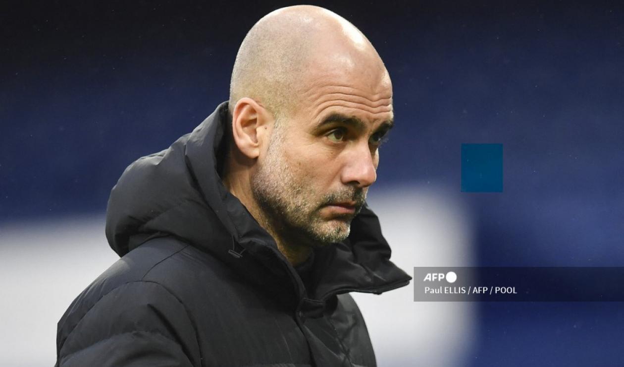 Pep Guardiola, Manchester City