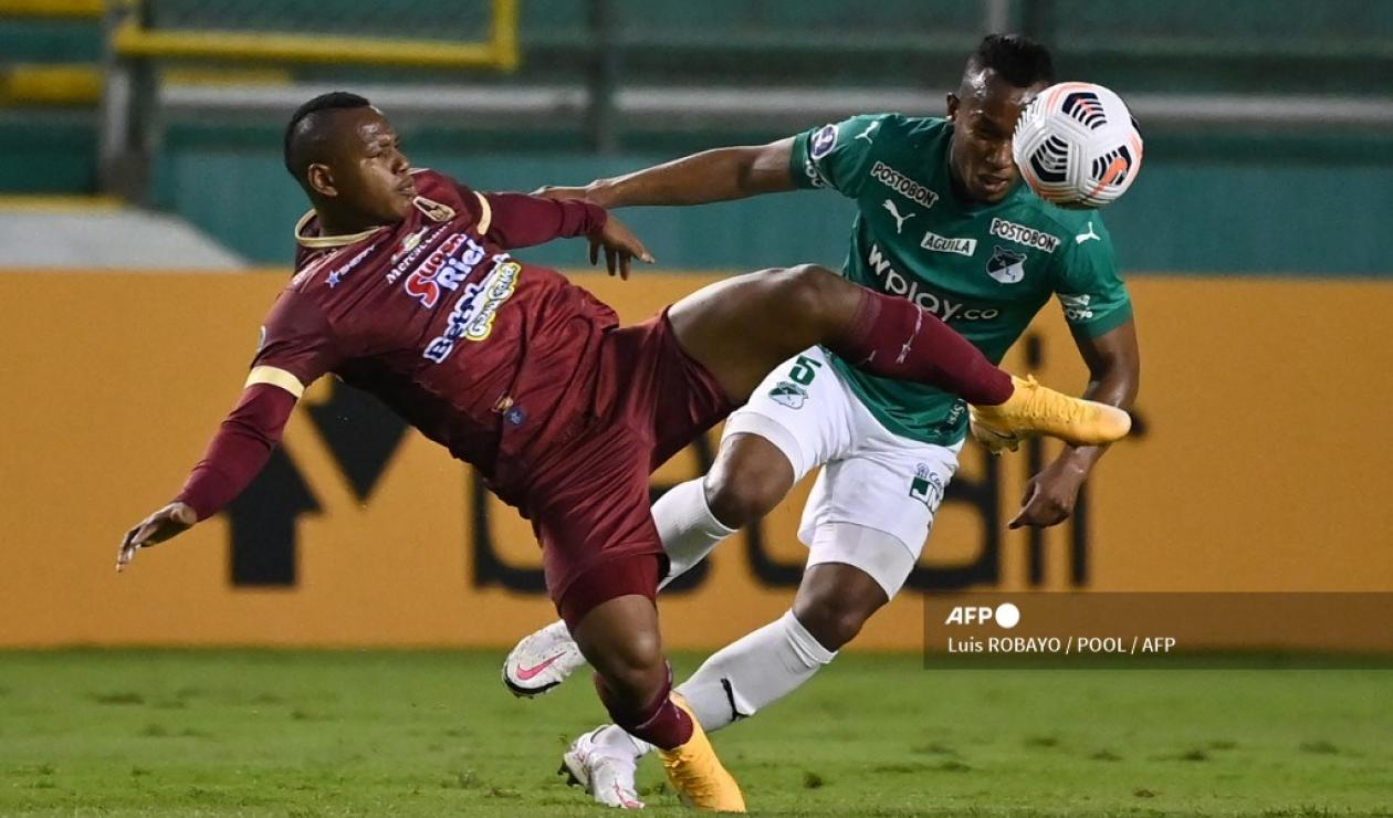 Deportivo Cali vs Deportes Tolima 2021