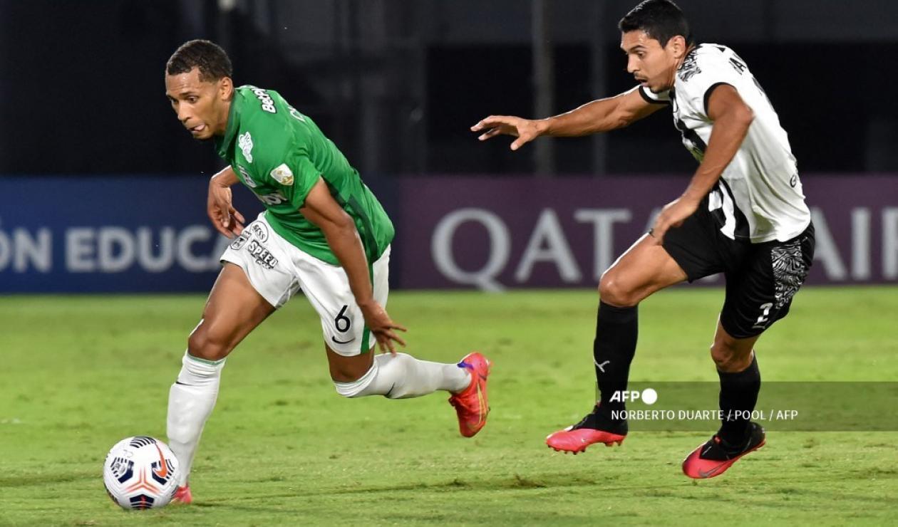 Libertad vs Atlético Nacional; Copa Libertadores 2021