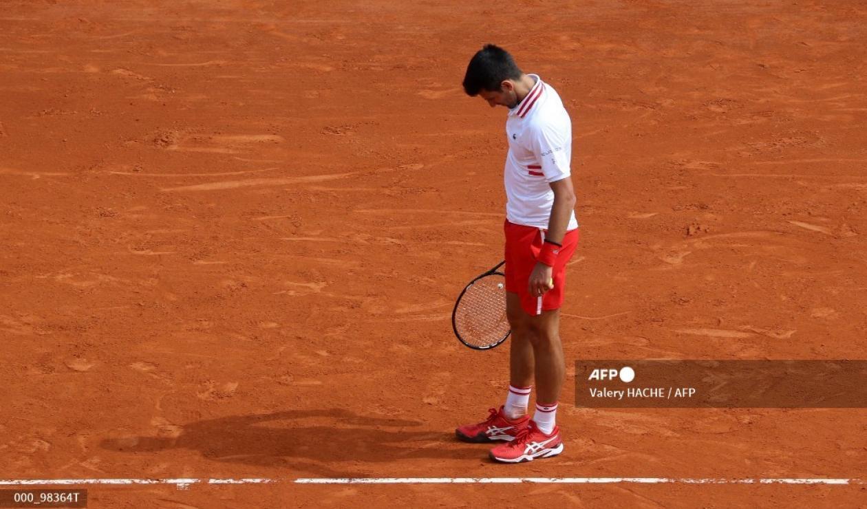 Novak Djokovic 2021