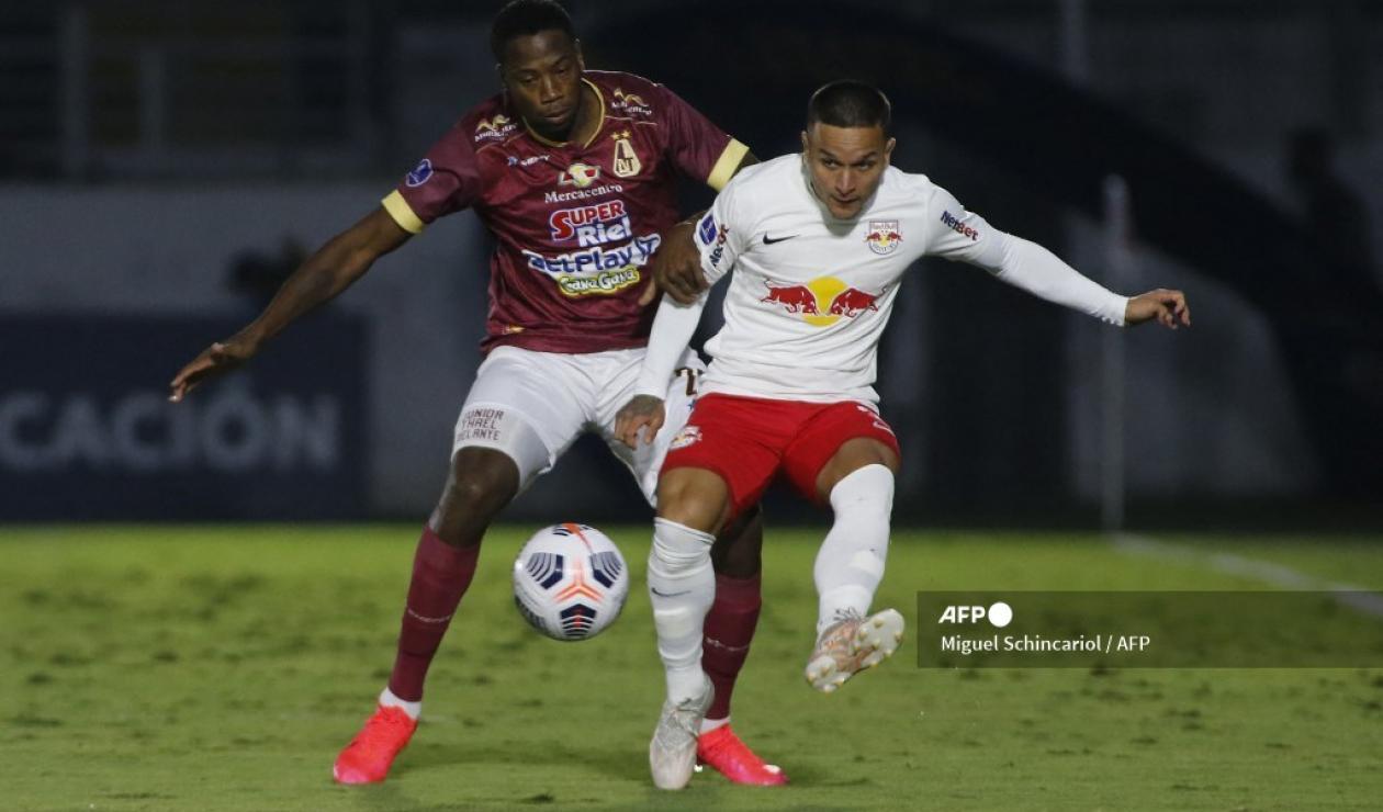 Bragantino vs Deportes Tolima; Copa Sudamericana 2021