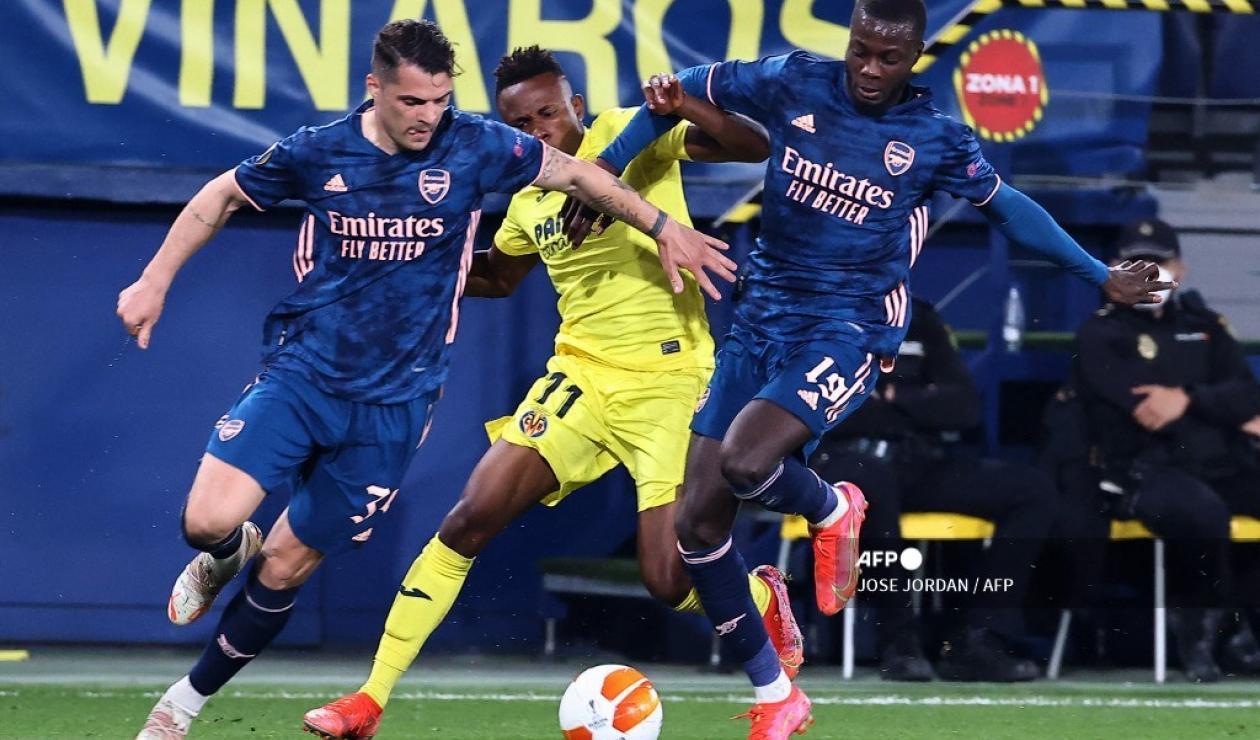 Villarreal vs Arsenal - Europa League