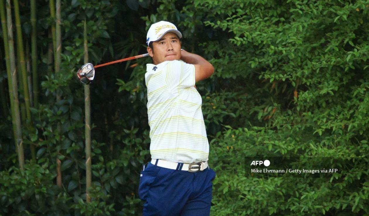 Hideki Matsuyama