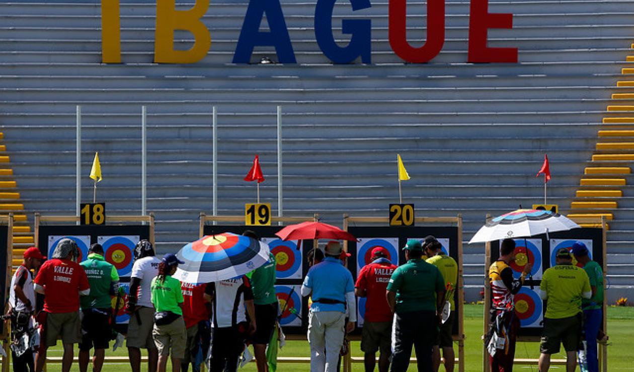 Ibagué Juegos Nacionales 2015