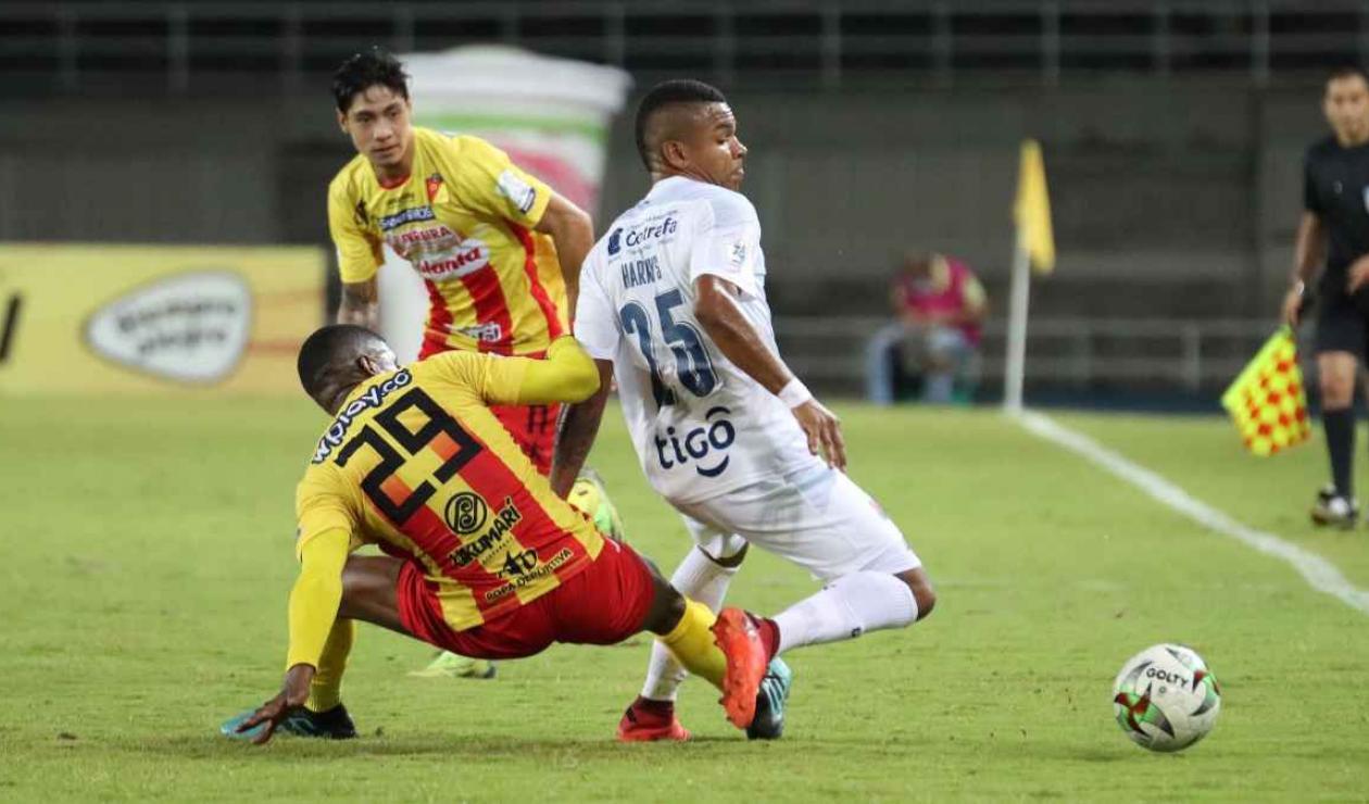 Pereira vs Medellín - Liga Betplay, fecha 17