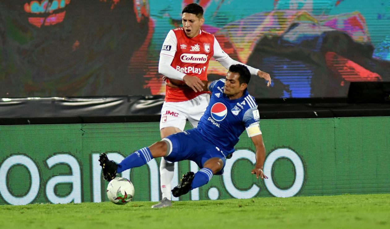Independiente Santa Fe vs Millonarios 2021