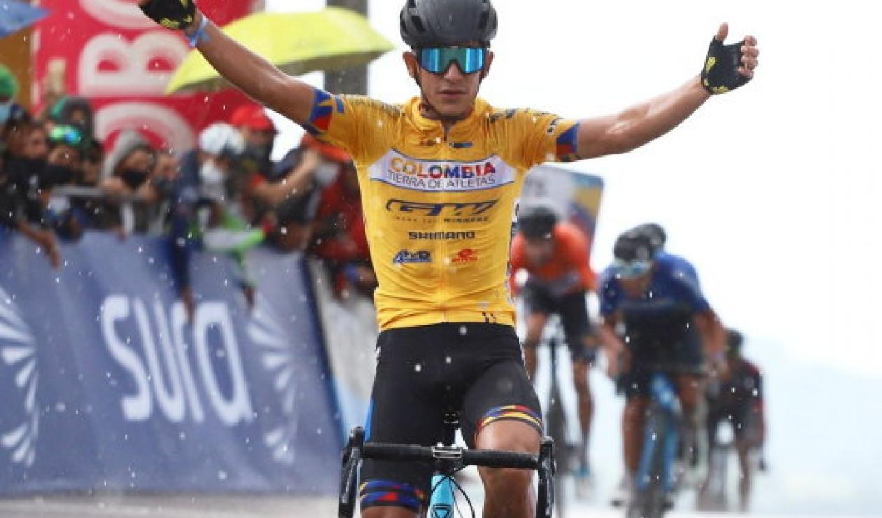 Nelson Soto - Vuelta a Colombia 2020