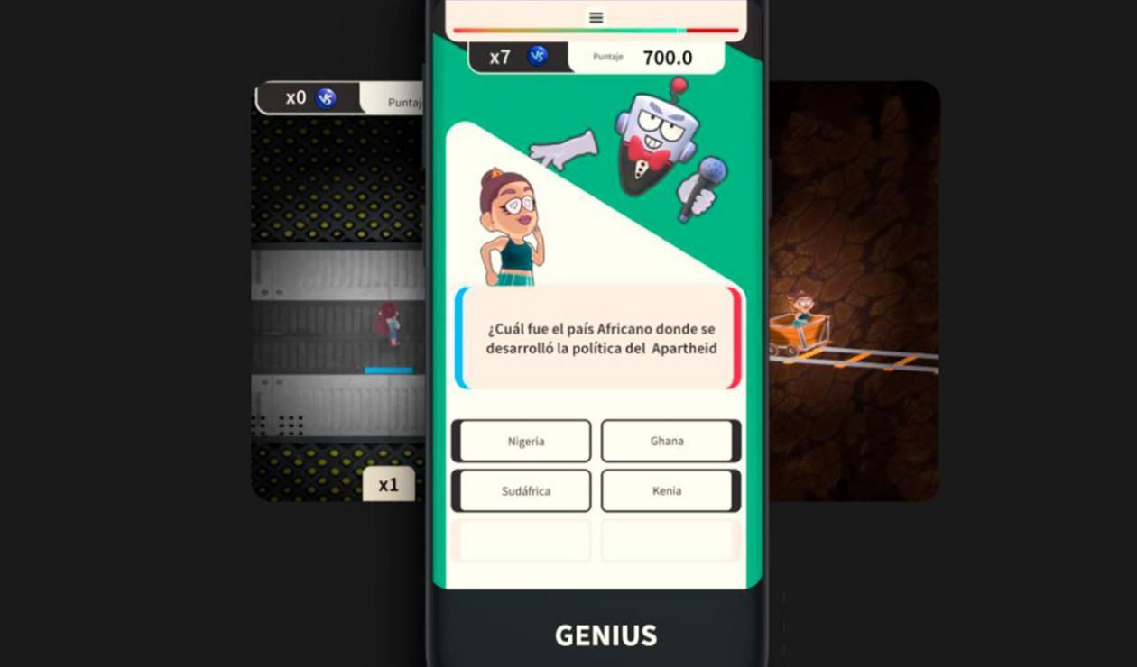App de videojuegos colombiana