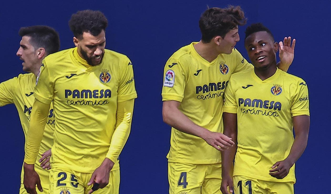 Villarreal, Europa League