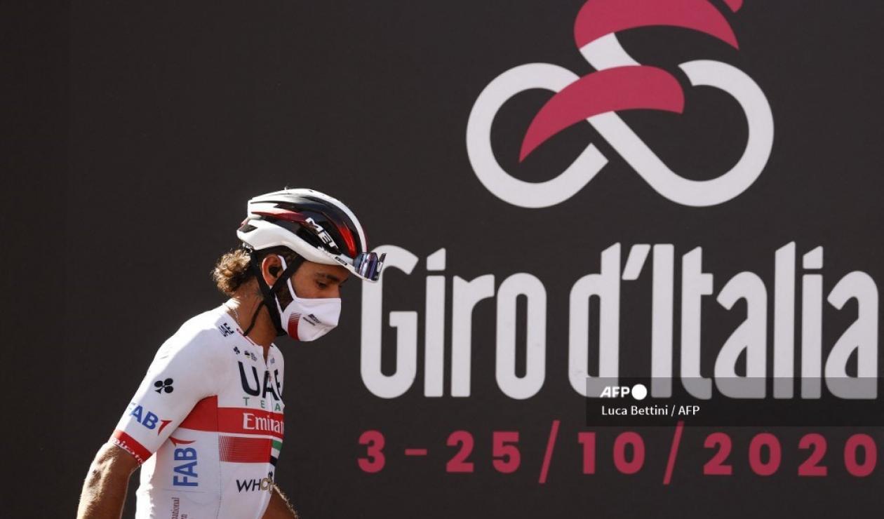 Fernando Gaviria - Giro de Italia