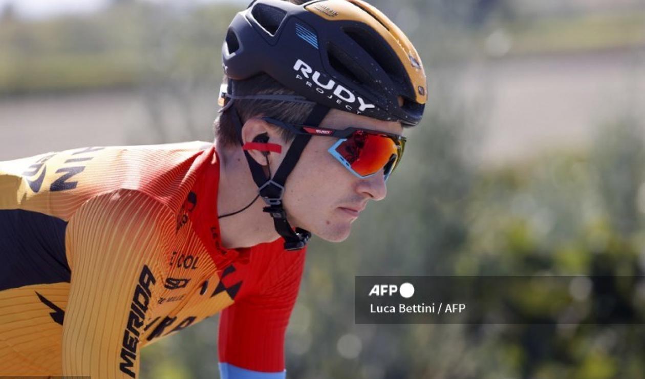 Pello Bilbao, ciclista