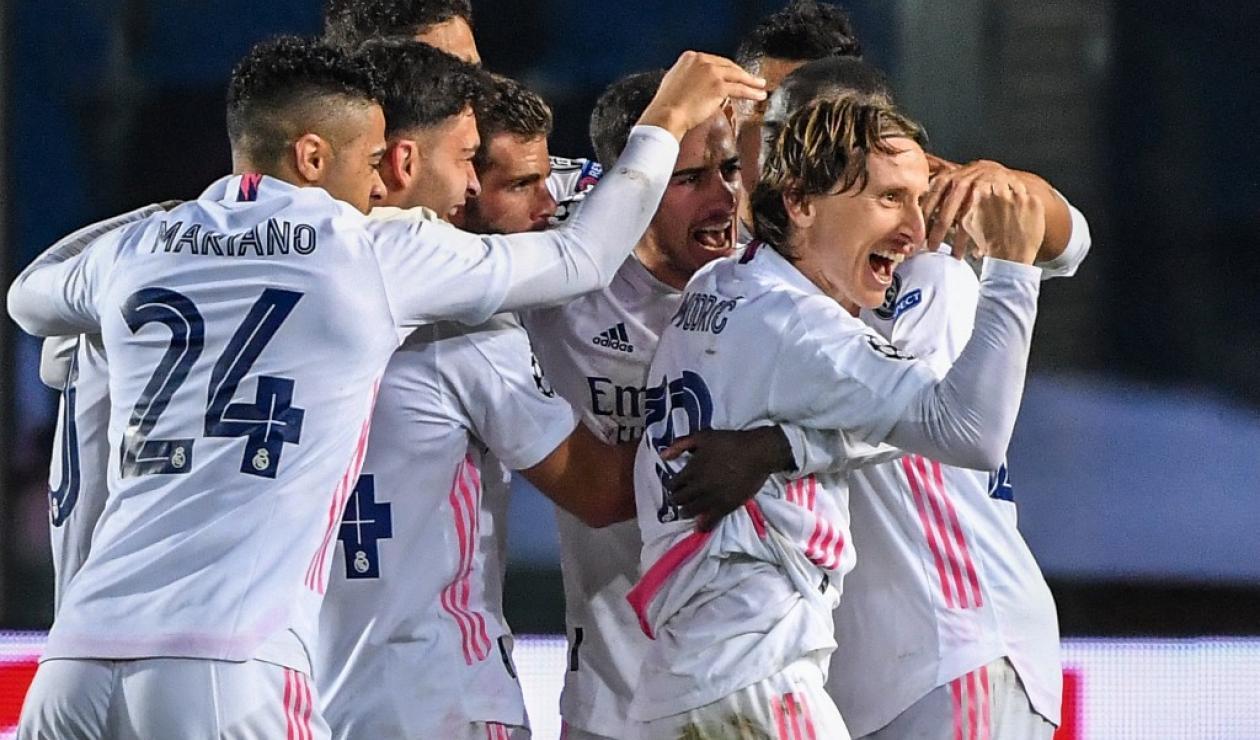 Real Madrid, liga española 2021