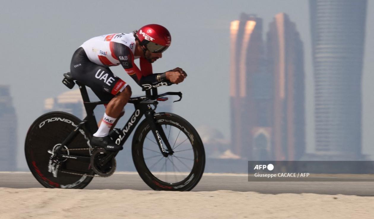Fernando Gaviria 2021 - Team Emirates