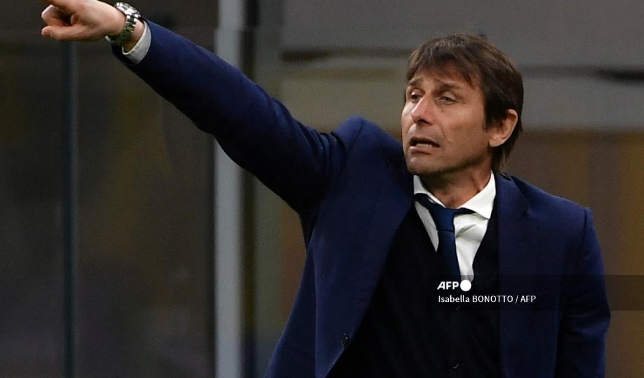 Antonio Conte, extécnico del Inter