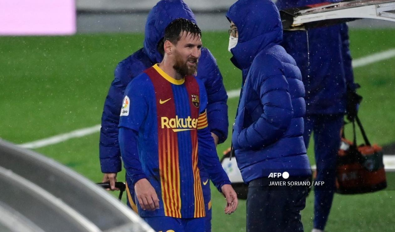 Lionel Messi - Barcelona 2021