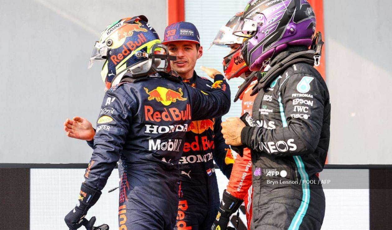Sergio Checo Pérez; Fórmula 1 2021; Red Bull