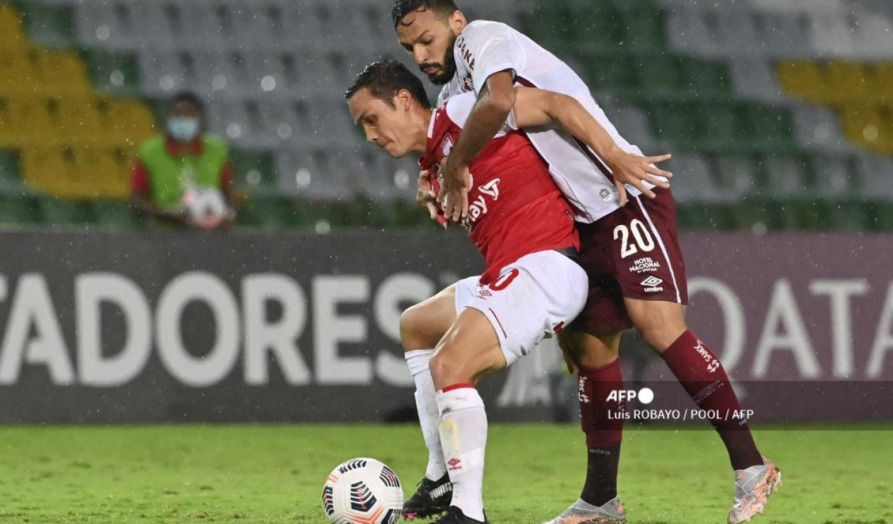 Santa Fe vs Fluminense - Copa Libertadores