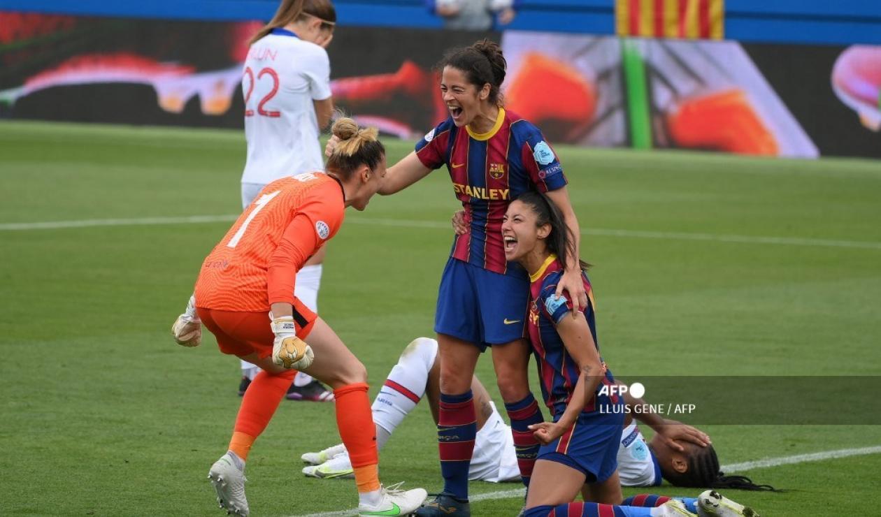 Barcelona femenino 2021